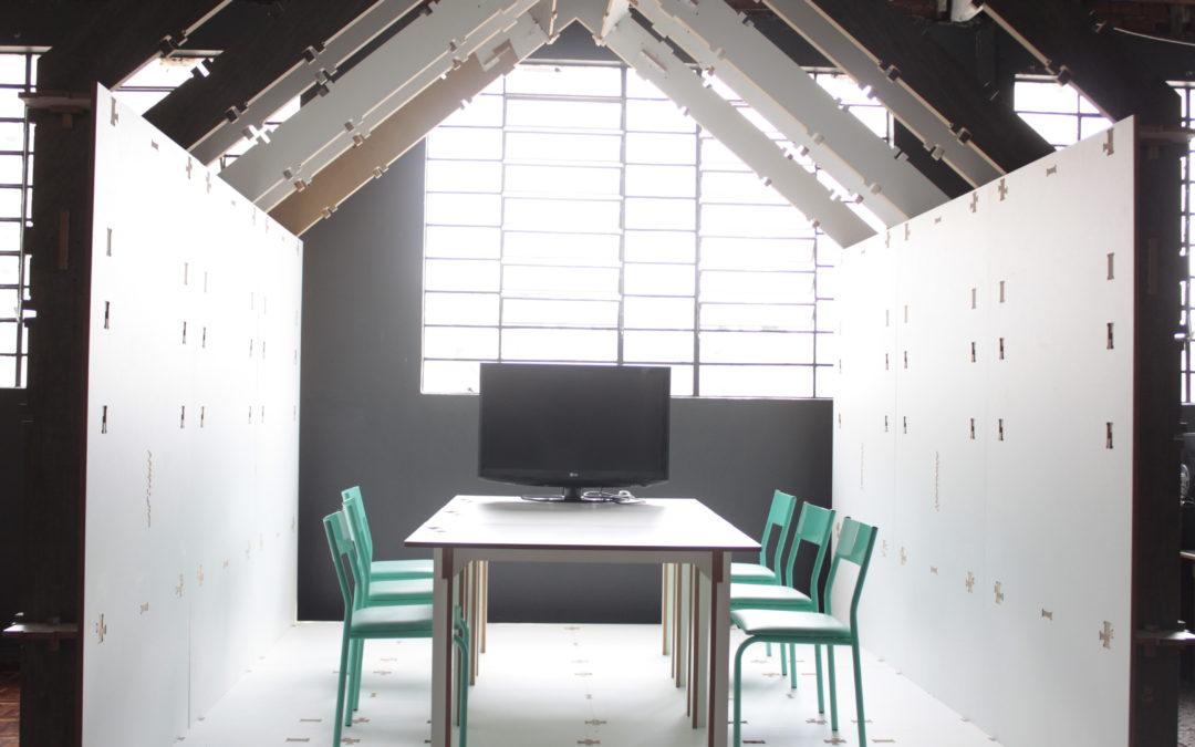 Wikihouses da Aldeia: um projeto colaborativo de construção dos nossos estúdios privativos