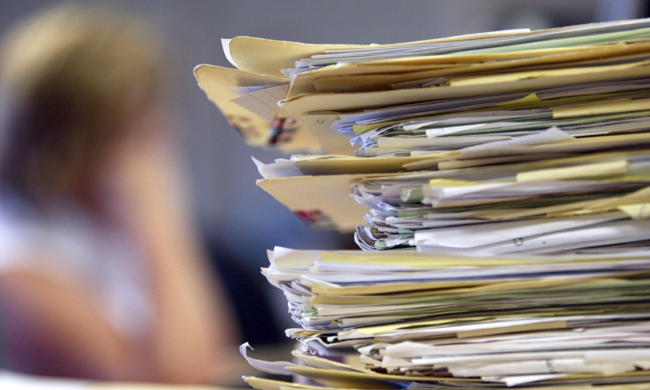 documentos necessários para trabalhar no exterior