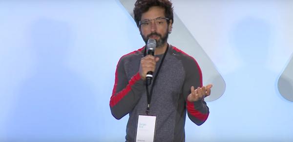 Até o Sergey Brin, do Google, falhou